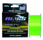 Nevis Mistral Fluo Green 300m 0.25mm