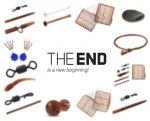 THE END/ 120 db pontyozó szerelék szett