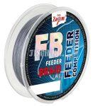 FC Feeder fonott zsinór, 0,08mm, 4,50kg, 100m