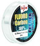 FC 0,22mm, 4,36kg, 25m Fluorocarbon Előke