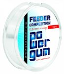 FC Erőgumi - Feeder gumi 1,25mm, 10kg, 10m, átlátszó