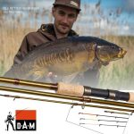 D.A.M METHOD FEEDER 3,3M UP TO 60G